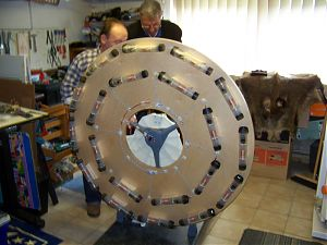 RET Magnetmotor Modell