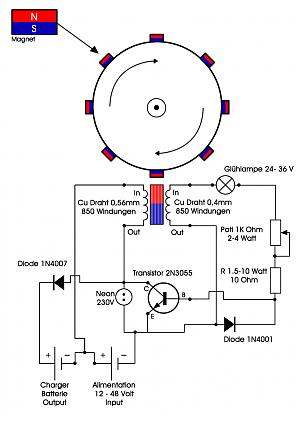 Bedini-Magnet-Motor-Schaltplan